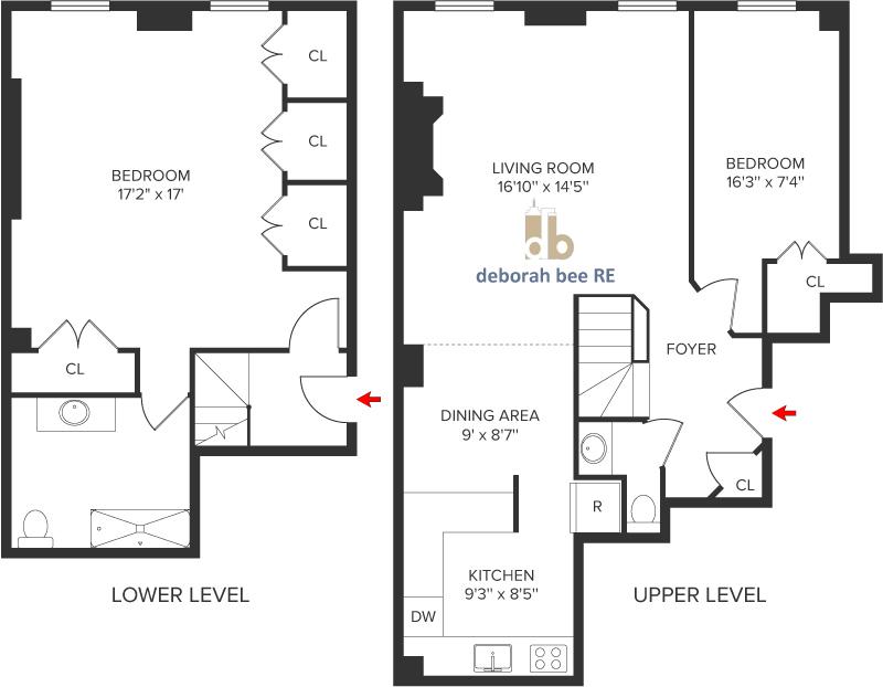 23 Park Ave Floor Plan 2